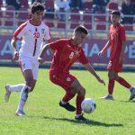 Реми без голови и во вториот дуел на У17 селекциите на Македонија и Србија