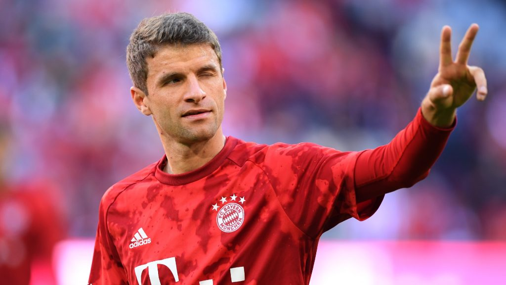 FC Bayern Muenchen v 1. FC Union Berlin – Bundesliga