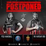 Одложен дуелот ПСЖ – Вардар, нови позитивни случаи на ковид-19 во европскиот првак