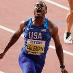 Колмен нема да настапи на Олимписките игри во Токио
