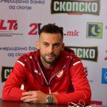 Тричковски: Првиот натпревар секогаш е најважен