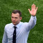 Шевченко се раздели со Украинската фудбалска федерација