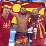 Ѓорѓиев четврти пат е светски првак во кик-бокс